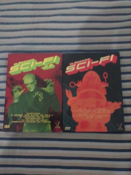 Clássicos Sci Fi Volume 1 E 2 Da Versátil