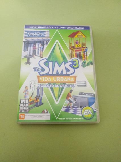 The Sims 3 Vida Urbana Expansão - Original Usado