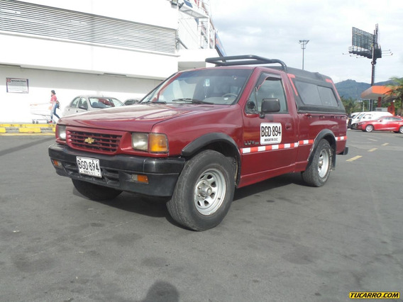 Chevrolet Luv Tfr Mt 2300cc 4x2