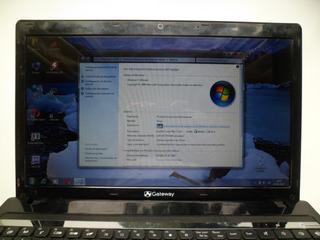 0383 Notebook Gateway Nv59c / New90