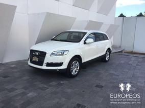Europeos.com.mx Audi Q7 4.2 2007 Blindada Nivel 3