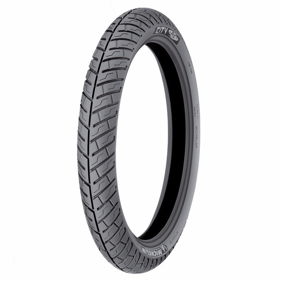 Pneu 100/90-18 City Pro Strada Titan Ybr Factor Yes Michelin
