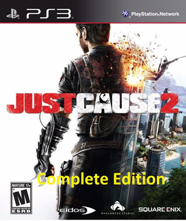 Just Cause 2 Complete Edition Ps3
