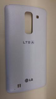 Tapa De Batería Lg G Pro 2 F350 Blanco En Excelente Estado