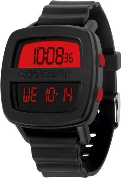 Reloj Converse Vr-028-001 Unisex Digital