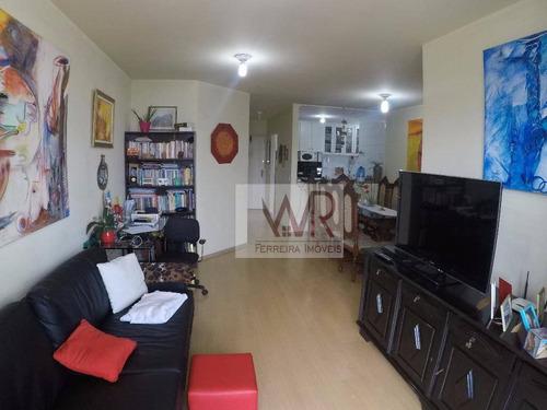Apartamento À Venda, 82 M² Por R$ 657.000,00 - Tatuapé - São Paulo/sp - Ap0298
