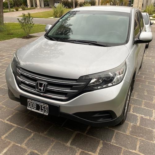 Honda Crv 2.4 Lx 2wd 185cv At