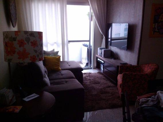 Apartamento Com 4 Dormitórios Sendo 1 Suite ( 2 Vagas - Lazer Completo ) À Venda, 97,00 M² Por R$ 477.000 - Jardim Do Mar - São Bernardo Do Campo/sp - Ap0259