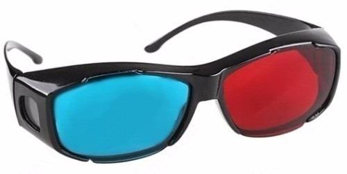 Óculos 3d Positivo Em Plástico Semi Novo Super Conservado