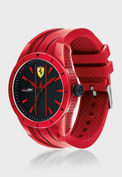 Relógio Masculino Ferrari 830496 Importado Original