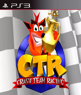 Crash Team Racing Ctr Digital Ps3 Neogamez