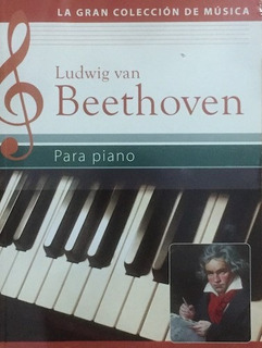 Beethoven Para Piano - Partituras