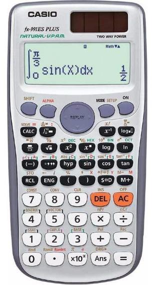 Calculadora Cientifica Casio Fx-991esplus Obelisco Original