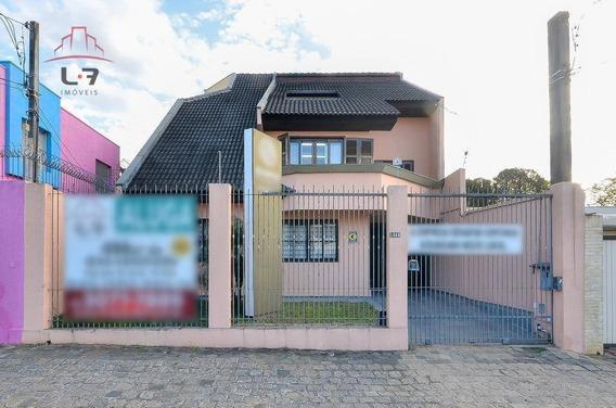 Casa À Venda, 490 M² Por R$ 1.500.000,00 - Rebouças - Curitiba/pr - Ca0093