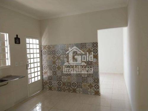 Imagem 1 de 11 de Casa Com 2 Dormitórios À Venda, 70 M² Por R$ 190.000 - Centro - Jardinópolis/sp - Ca1811