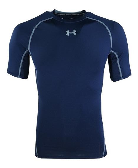 Remera Under Armour Training Compression Shirt Hombre