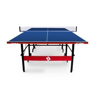 Mesa Ping Pong Larca Xtt Coach 2 Pzas Plegables Incluye Todo