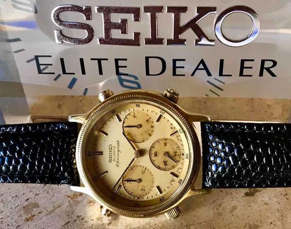 Relógio Seiko 7a28 O Melhor Do Melhor Seiko Pulseira Fivela