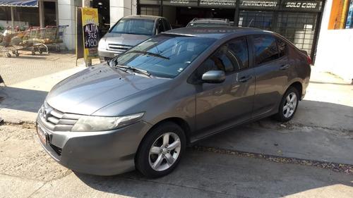 Honda City 1.5 Lx M/t 2012 Gnc Financio Recibo Menor