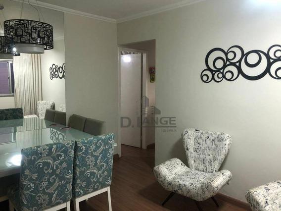 Apartamento Jardim Paulicéia - Campinas Sp - Ap17981