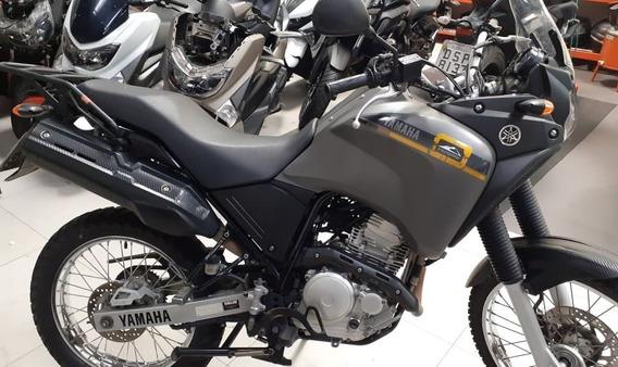 Yamaha Xtz 250 Ténéré 2016 Cinza