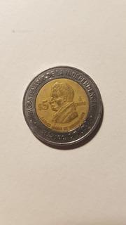 Moneda De 5 Pesos De Carlos María De Bustamante
