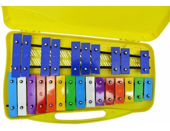 Xilofono 25 Notas Full Cromatico Glockenspiel ( Carrillon )