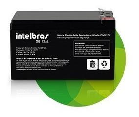 Bateria Intelbras 12v Xb 12al Alarme E Cerca