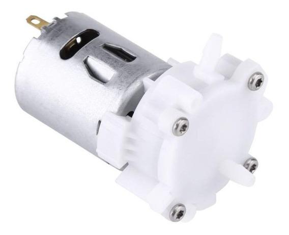 Mini Bomba De Água 3v A 5v Rs-360sh Irrigação P/ Arduino