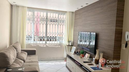 Apartamento Com 2 Dormitórios À Venda, 62 M² Por R$ 470.000,00 - Centro - Balneário Camboriú/sc - Ap2769