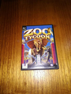 Zoo Tycoon Pc. Juego Fisico.