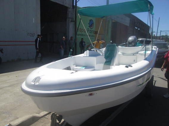 Tracker 530 Albatros Standart Matrizada Lancha