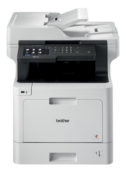 Impressora multifuncional Brother Business MFC-L8900CDW com Wi-Fi 110V