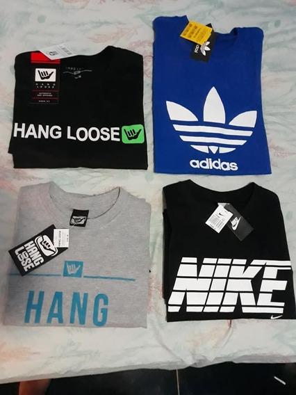 Camisas Masculinas Leve 4 Pague 2