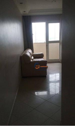 Apartamento Com 2 Dormitórios À Venda, 54 M² Por R$ 270.000,00 - Casa Verde Alta - São Paulo/sp - Ap2627
