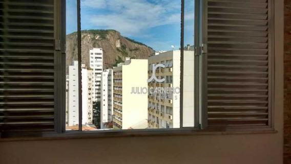 Flat-à Venda-copacabana-rio De Janeiro - Jcfl10004