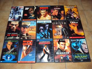 Lote De 58 Dvds + 1 Box Set Importados. Comprados En Usa