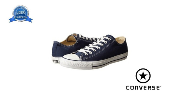 Zapatillas Converse All Star 156991c Azul