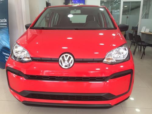 Nuevo Volkswagen Up 1.0 Take Up  2021 Anticipo + Tasa 0  Fls