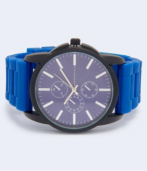Relógio Masculino Aéropostale 5634 Importado Original