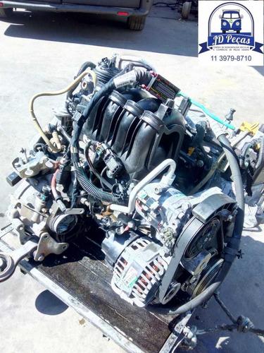 Motor Uno Evo 1.0 Flex ( C/ Nf E Baixa )