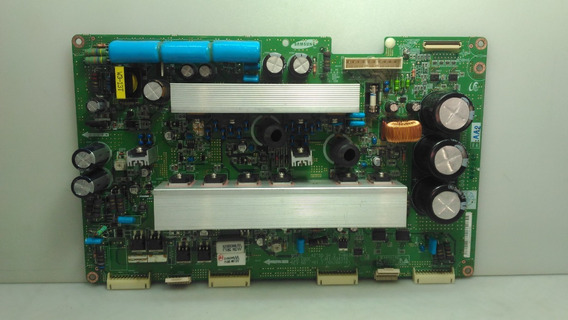 Placa Y-main Tv Samsung Pl42s5s Lj41-03424a Rev R1.1