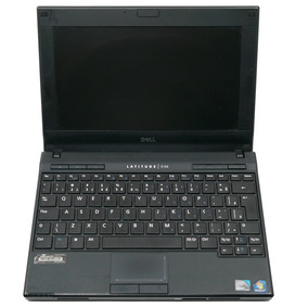 Notebook Dell Atom 1.66ghz Hd320 2gb Tela 10