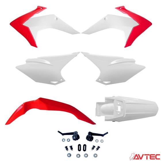 Combo Kit Plast+banco+tanque+k.adap+plate Avtec