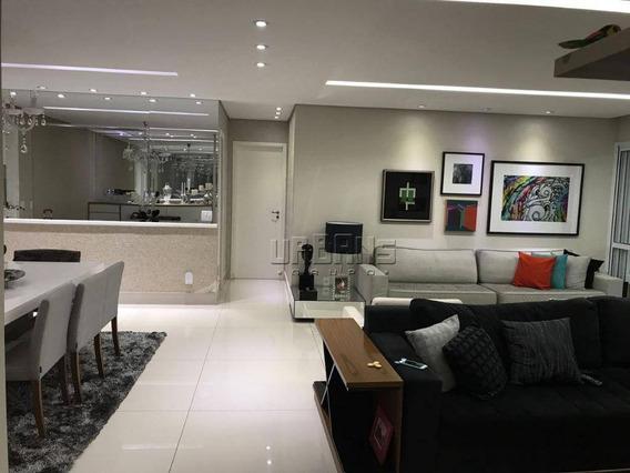 Apartamento Com 4 Dormitórios 236 M² - Vila Gilda - Santo André/sp - Ap0002