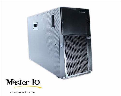 Servidor Ibm X3500 Xeon E5-2620 Sixcore, 16gb Ram + 584gb Hd