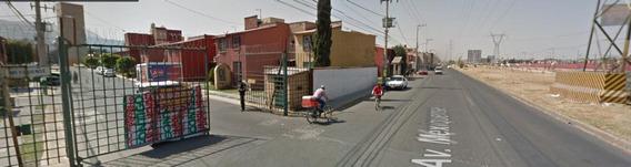 Aproveche En Los Portales, Tultitlán Oportunidad De Inversión De Casa En Remate.