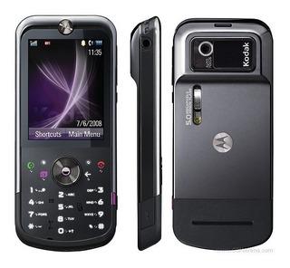 Celular Motorola Motozine Zn5 Kodak