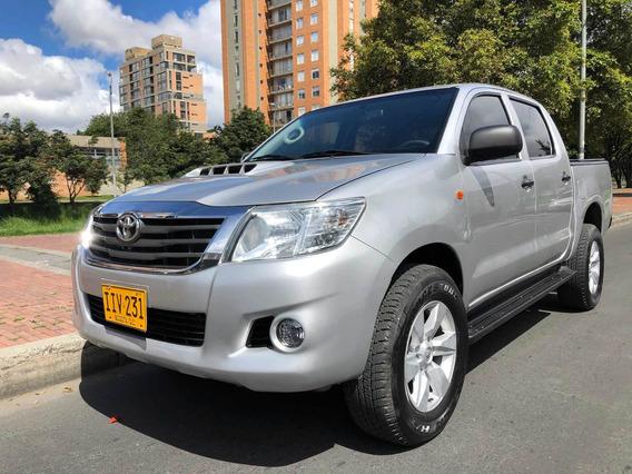 Toyota Hilux 4x4 Euro 4