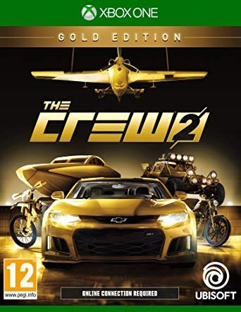 The Crew 2 Gold Edition Xbox One Offline